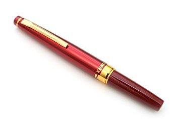 Kaimei Natural Weasel Hair Sumi Brush Pen - Red Body