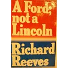 A Ford, not a Lincoln