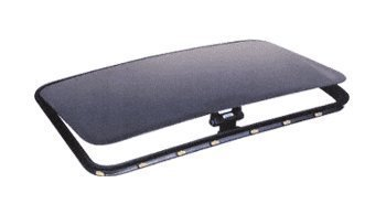 C.R. LAURENCE GS1732BH SFC/CRL 17 x 32 Genesis Sunroof with Universal Trim Ring by C.R. Laurence ()