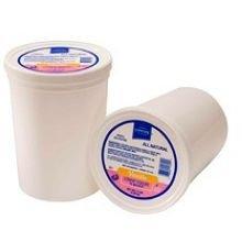 Upstate Farms Lowfat Blended All Natural Vanilla Yogurt, 5 Pound -- 4 per case. (Upstate Farm)