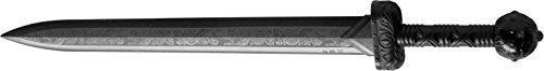 Artes Marciales Negro polipropileno plástico Gladiador Romano Entrenamiento espada Playwell