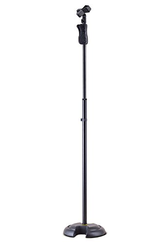Hercules Grip Base Microphone Stand
