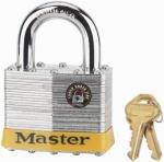 Master Lock 15DPF 2-1/2'' Laminated High Security Professional Series Padlocks