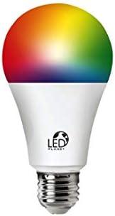 Lâmpada Bulbo LED Smart Wi-Fi Inteligente 10W Branco Frio e Quente + RGB Compatível com Alexa