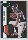 2016 Panini Plates & Patches - Rookie Materials - Green #RM-21 - Jordan Howard