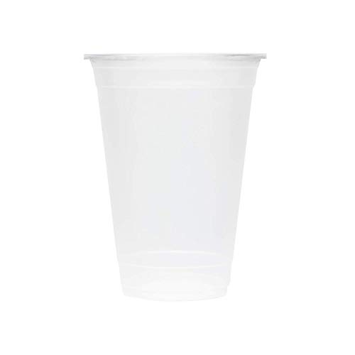 Karat C1011 16 oz 500 cc Translucent PP Modern Cups (Case of ()