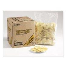 Lamb Weston Natural Yukon Chips, 5 Pound -- 6 per case.