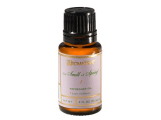 (The Smell of Spring Refresher Oil, .5 oz by Aromatique)