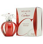 Delices De Cartier by Cartier Eau De Toilette Spray 1.6 oz For Sale