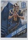 Sam Bradford #10/49 (Football Card) 2013 Panini Spectra - City Limits - Blue #44