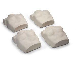 Prestan Torso Skin Replacements for the Professional Adult Light Skin Manikin (4 pack) - RPP-ASKIN-4 - Torso Skins