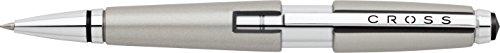 크로스 볼 펜 젤 볼 펜 엣지 AT0555-5 소닉 티타늄(티탄) 정규 수입품