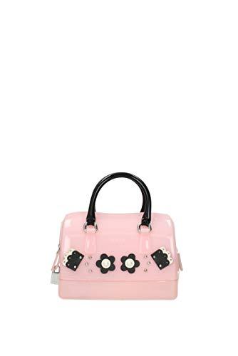candy Femme main Rose CANDYCUPIDOBBQA8J629699 Furla PVC cupido Sacs à wTfx1Xqt7