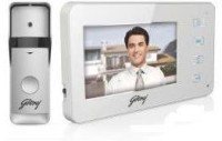 Godrej Security Solutions Seethru ST4.3 Lite 4.3-inch Video Door Phone (Pearl, 7-Pieces)