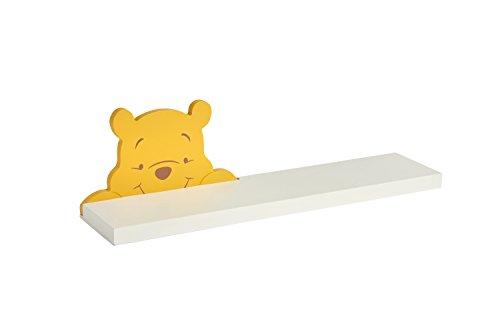 Disney Pooh Wooden Shelf (Care Bears Nursery Decor)