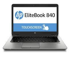 HP EliteBook 840 G2 14in FHD Touchscreen Business Laptop Computer, Intel i5-5300U, 8GB RAM, 1TB HDD, USB 3.0, Backlit Keyboard, Fingerprint Reader, Webcam, Windows 10 Pro (Renewed)