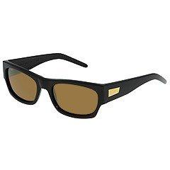 Heretic Sunglasses - Fox Men's Heretic Premium Lens Sunglasses,Brown Sugar Frame/Gold Iridium Lens,one size