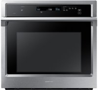 Samsung Appliance NV51K6650SS 30'' 5.1 cu. ft. Total Capacity Electric Single Wall Oven with Top Broiler, in Stainless Steel