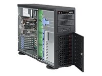 Supermicro CSE-743TQ-865B Chassis (Black) by Supermicro