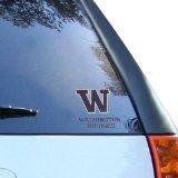 NCAA Washington Huskies Small Static Decal (Huskies Washington Decal)