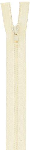 Coats Thread & Zippers F2322-256 Medium-Weight Separating Zipper, 22