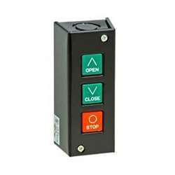 Commercial Garage Door Opener PBS-3 Three Button Station ()