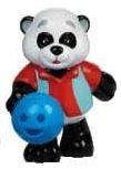 Webkinz Figure - Webkinz Mini PVC Figure KinzPinz Panda