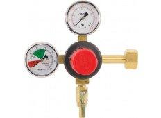 Dual Gauge CO2 Regulator - Premium -