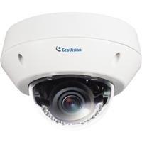 Geovision 120-EVD5100-000 Geovision, GV 5Mp Vandal Proof Dome, 3-9Mm Varifocal, Target Series, P-Iris, Ip67, Ik10, 12Vdc/Poe