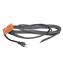 Self Regulating Heat Cable, 24 ft. L, 120V by Raychem