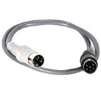 Pin Outlet - Norman R5002 200C Charge Cable with 3-pin DIN for