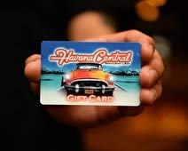Havana Central Gift Card ($220) ()