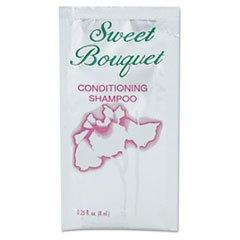0.25 Ounce Fragrances ((6 Pack Value Bundle) SBOSBCSPKT Conditioning Shampoo, Sweet Bouquet Fragrance, 0.25 oz. Foil Packets)