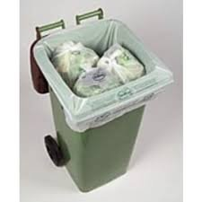 10, 50, 100 Heavy Duty Clear Wheelie Bin Liners + option for FREE cleaner/disinfectant/deodoriser spray exclusive to Aaron Chemicals ltd (10 x sacks)