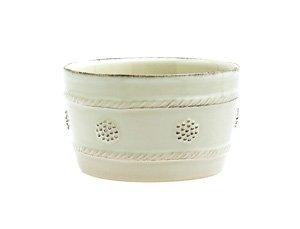 Juliska Bakeware Berry and Thread Ramekin - Whitewash by Juliska