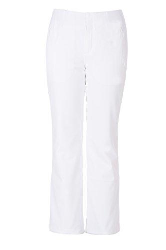 (Fera Women's Heaven Stretch Pant, 6/Regular, 102 White Cloud)