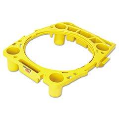 * Standard Rim Caddy, 26 1/2 x 32 1/2, Yellow by MotivationUSA (Image #1)