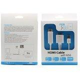 1,8 M Apple Dock zu HDMI und USB 1,8 M Kabel für iPhone 4/4S und 4 gen MHL zu HDMI Touchscreen iPad 2/3 iPod - dieses Kabel zum Laden das Gerät und ermöglicht die Verbindung Ihrer HD TV!