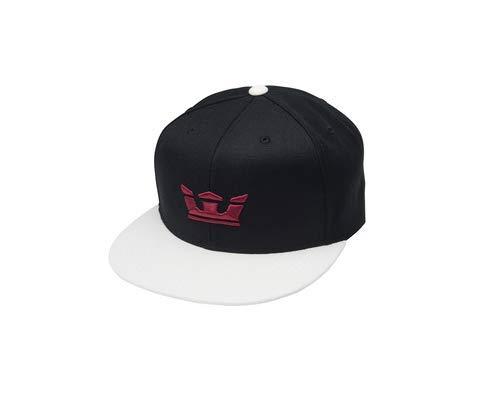 (SUPRA Shoes Hat Icon Snap Black/White)