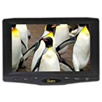 Ikan VH7E-P 7 HDMI LCD Monitor with Panasonic Battery Plate, 1024 x 600 Resolution, 350 NIT LCD Brightness, 400:1 Contrast Ratio