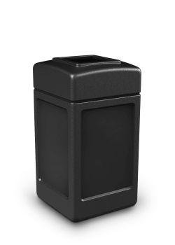 Commercial Zone 42 gal. Square Commercial Trash Can