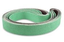 sourcing map 1//2-inch X 18-inch Sanding Belt 240 Grit Aluminum Oxide Sand Belts 10pcs