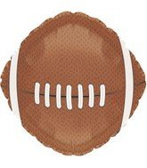 Mylar Sports Balloon Football - Football Mylar Balloon