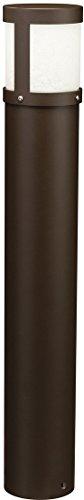 Kichler 16131AZT28 Tee 2800K LED Bollard in Textured Architectural Bronze ()