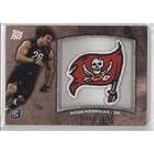 Ryan Kerrigan #864/1,074 (Football Card) 2011 Topps Rising Rookies - Rookie Team Logo Patch #RTP-RK