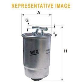 WIX FILTERS WF8509 Fuel Injectors: