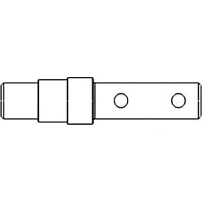 H132607 New John Deere Gear Box Loading Auger Shaft 4400 ...