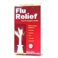 - Relief Nasal Spray 0.80 Ounces