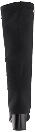 Black Fabric High ARA Women's Knee Boot Clarissa CqqawXR
