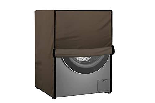 Stylista Washing Machine Cover Compatible for Front Load Samsung WF652B2STWQ 6.5 Kg